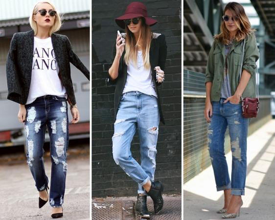ZARA IS THE NEW BLACK boyfriend jeans 5