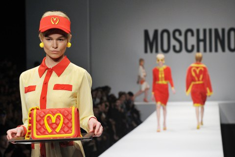 FASHION-ITALY-MOSCHINO
